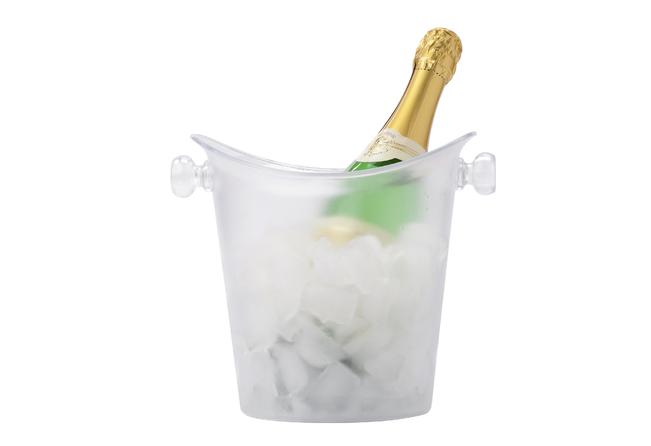 Wein- und Sektkühler 'Frosty' aus Kunststoff (GE)